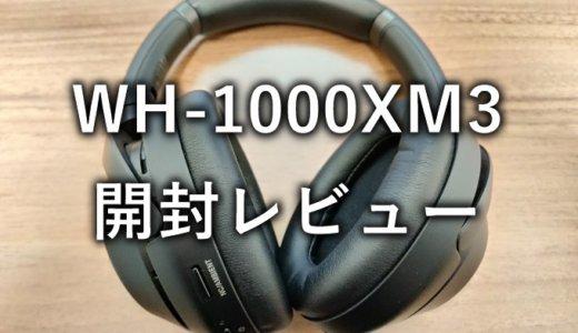 レビュー:WH-1000XM2とWH-1000XM3を徹底比較したぞ!