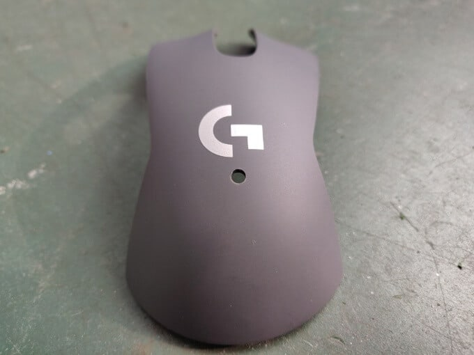 G603 カバー 穴
