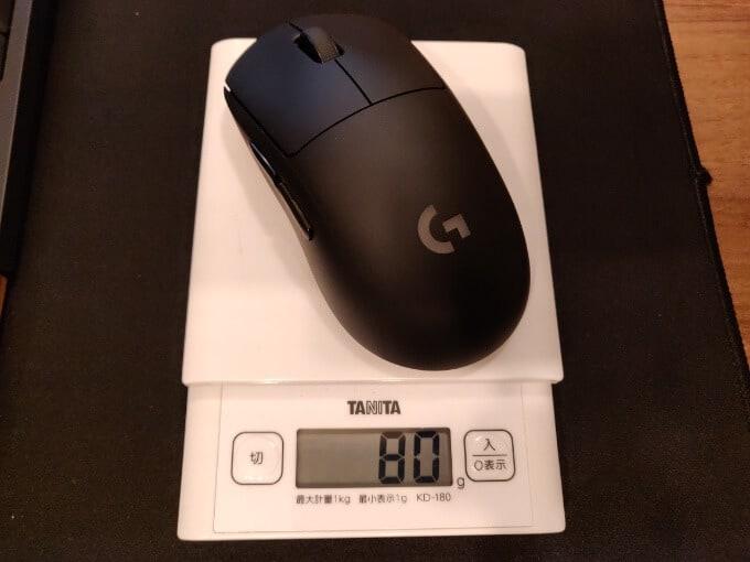 GproWL 重量
