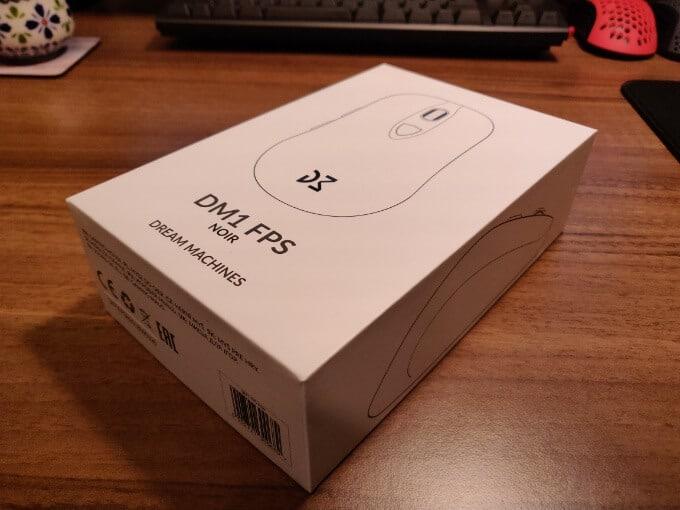 DM1 FPS 箱