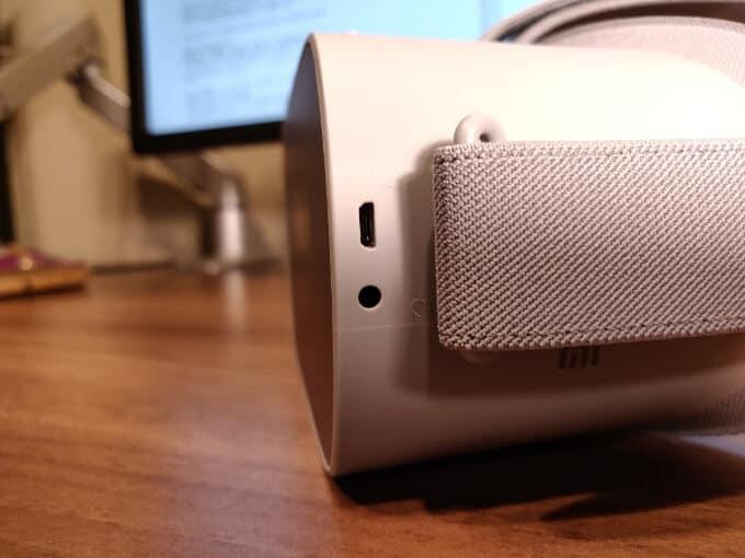 Oculus Go 端子