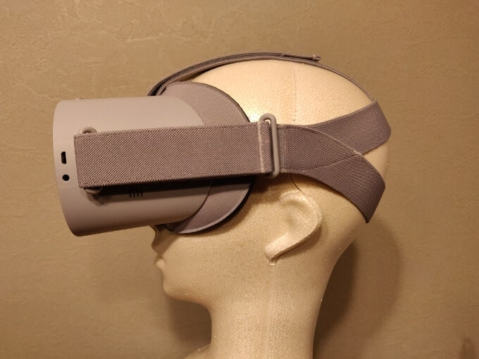 Oculus Go 装着