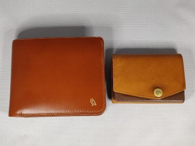 Bellroy HIDE & SEEK 小さい財布 比較