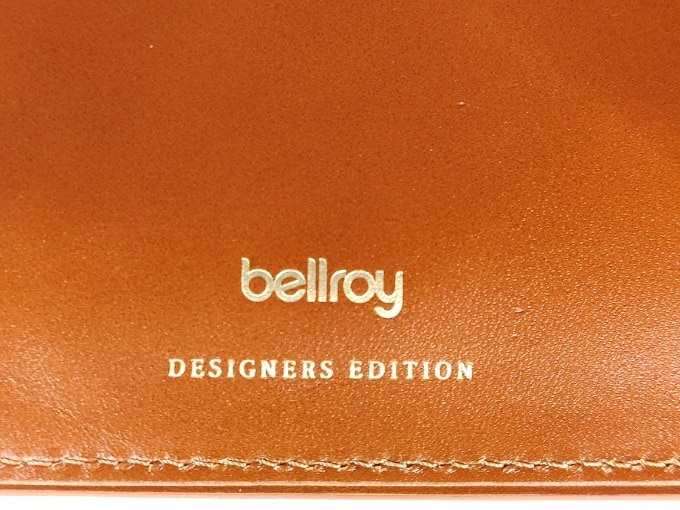 Bellroy HIDE & SEEK デザイナーズエディション