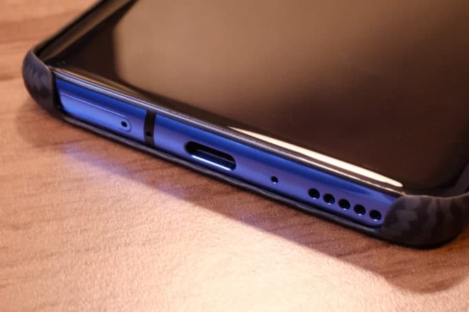 OnePlus 7 Pro カーボンケース
