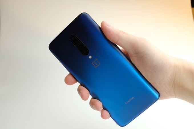 OnePlus 7 Pro Nebura Blue