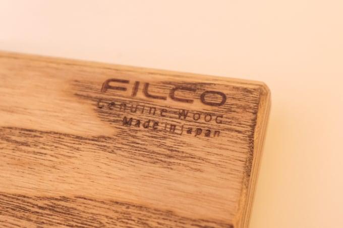 FILCO パームレスト