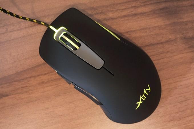 Xtrfy M1 レビュー:完璧なフォルム!古いセンサーを許せるなら最高のマウス