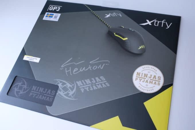 Xtrfy GP3 パッケージ