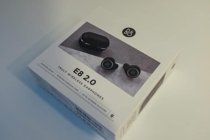 Beoplay E8 2.0 箱
