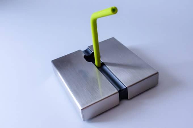 Xtrfy B1 レビュー:金属の安定感すげぇ…USBハブにもなるマウスバンジーが便利すぎる
