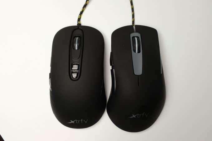 Xtrfy M2 大きさ M1