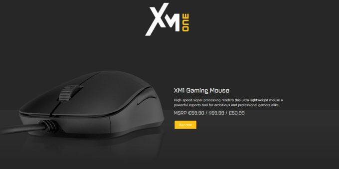 Endgame Gear XM1