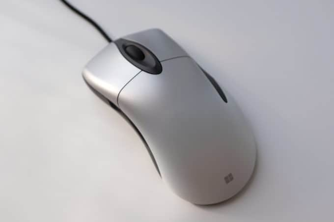 Pro IntelliMouse レビュー
