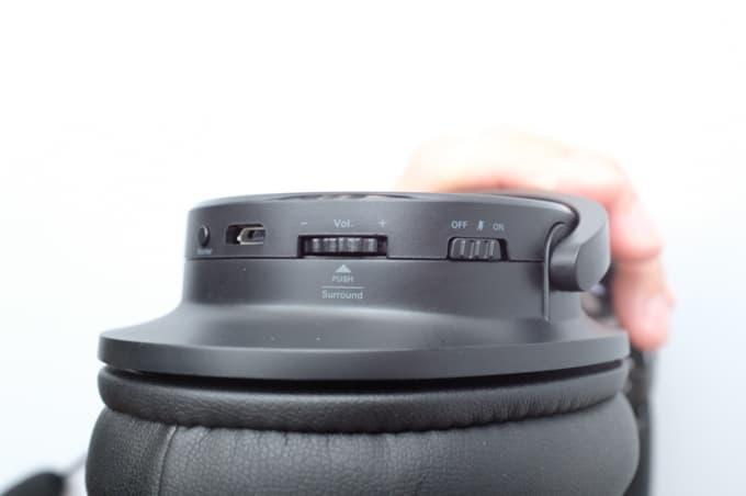 ATH-G1WL ボタン