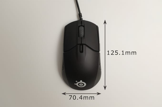 SteelSeries Sensei310