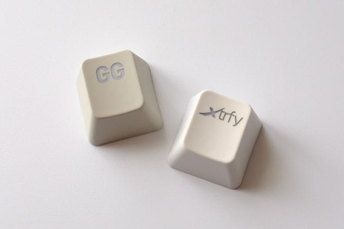 Xtrfy M4 キーキャップ