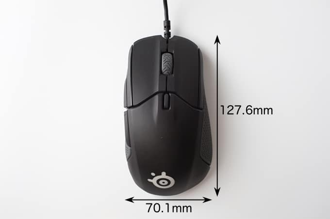 SteelSeries Rival310