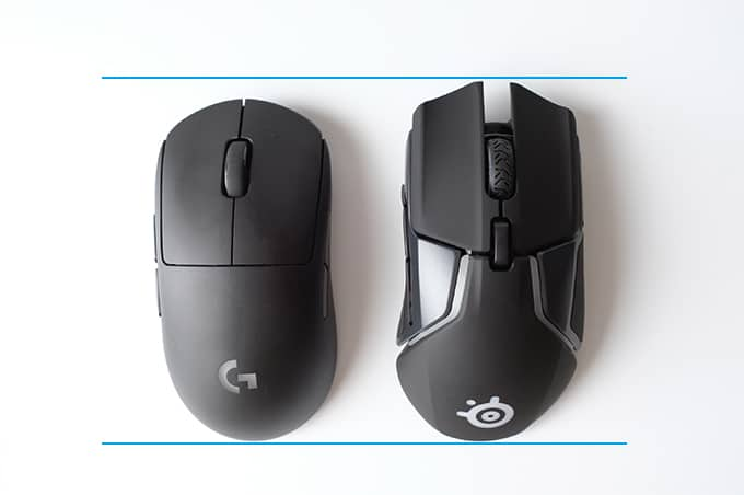 SteelSeries Rival600 比較