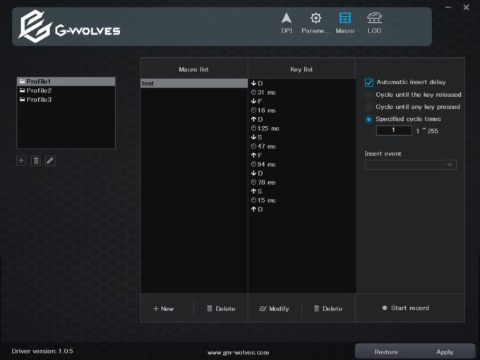 G-Wolves hati software
