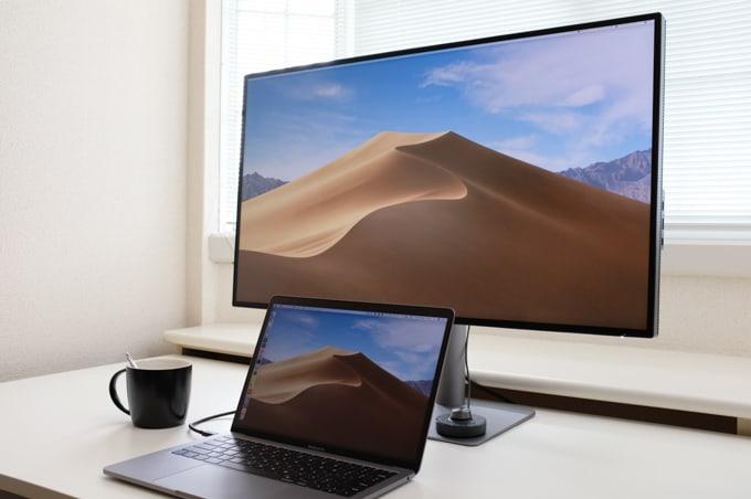 【Macに最適】USB-Cケーブルで接続できる4Kモニター おすすめ機種まとめ