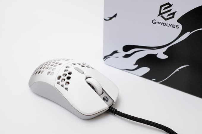 G-Wolves Hati レビュー:激アツ。完成度の高いGProWLクローンが出たよ!