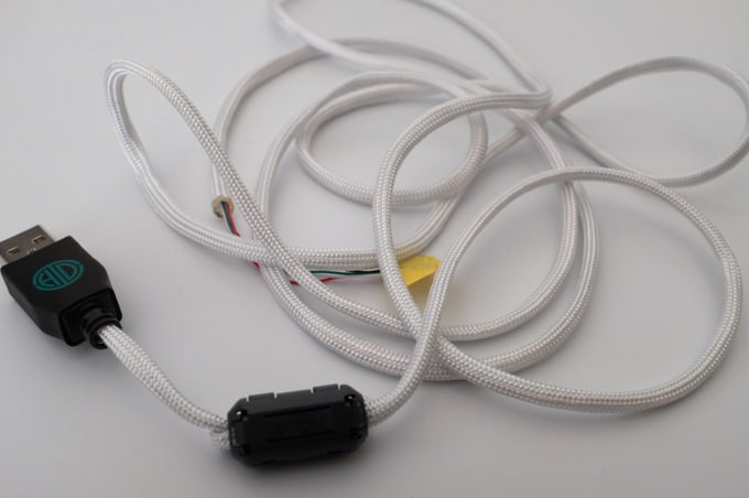 hid-labs silky cable