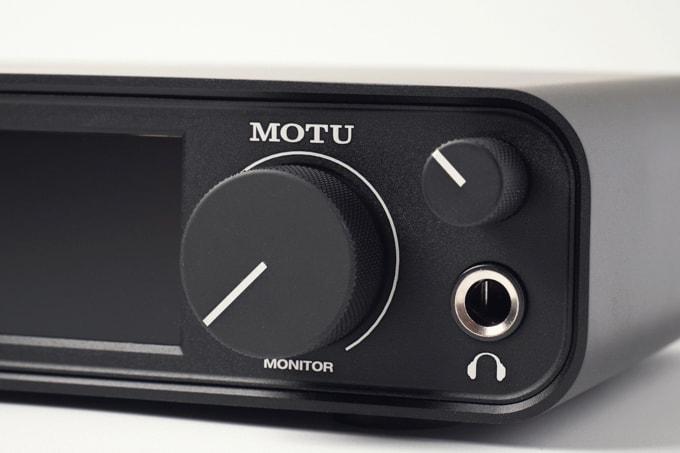 MOTU M2 レビュー