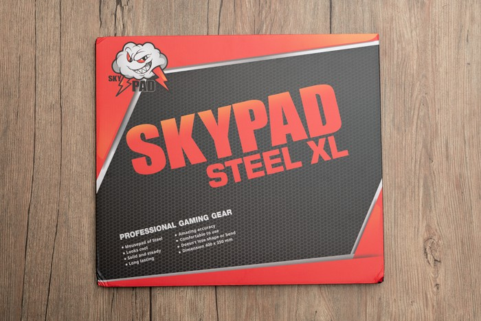 SkyPAD Steel XL レビュー