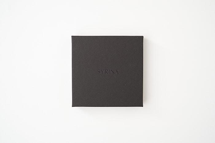 syrinx hitoe fold レビュー 薄い財布