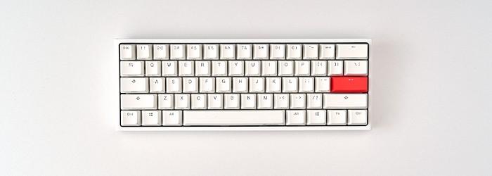 60%サイズキーボード