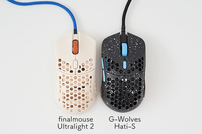 finalmouse ultralight 2 g-wolves hati-s 比較