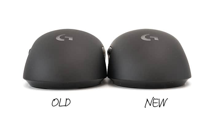 g pro wireless 新型 変わったところ