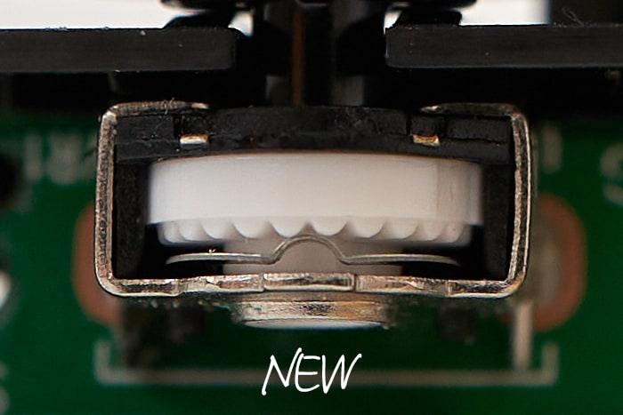 g pro wireless ロータリーエンコーダ 新型