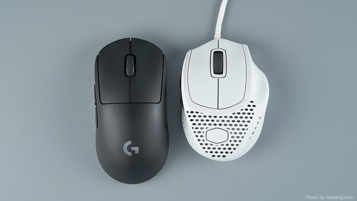 g pro wireless mm720 比較