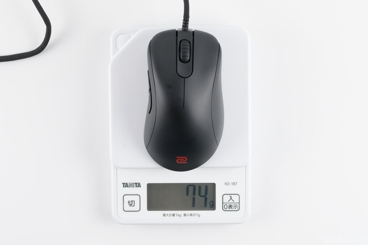 EC3-C 重さ