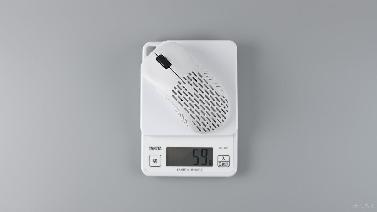 xlite wireless 重さ